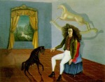Leonora Carrington - Dawn Horse